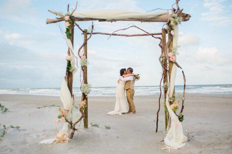 déco bois flotté mariage