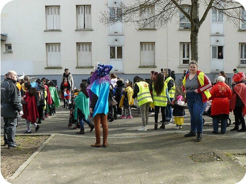 Quartier Drouot - Carnaval 29