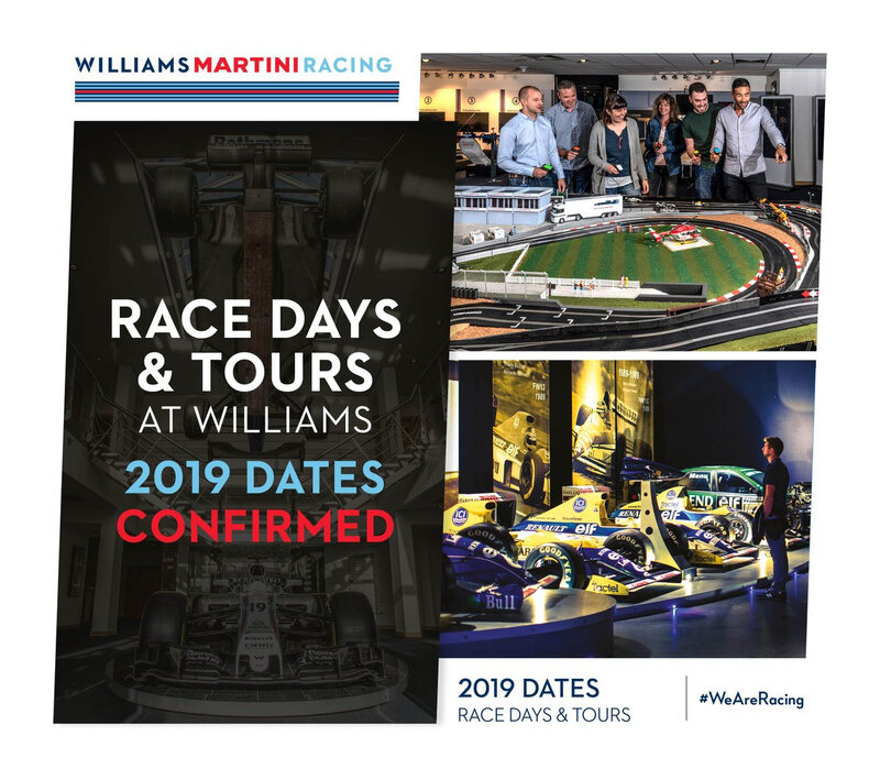 williams race day 2019 1