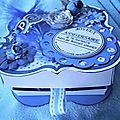 boite bleue