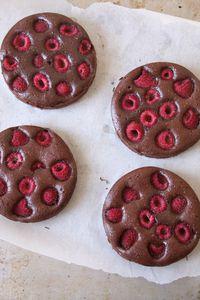 tartelette brownie framboises 1