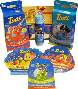 Coffret de Bain Tinti Pirate