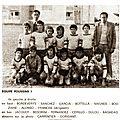 Cm floirac saison 1975/76 équipe poussins 1