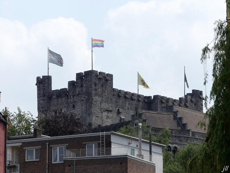 P1160738 donjon du château des comtes de Flandre