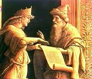 Rel-Bible-Rouleaux de texte biblique