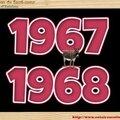 .CLASSE en : 1967 / 68