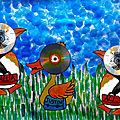 Ti'canards et ti'pingouins