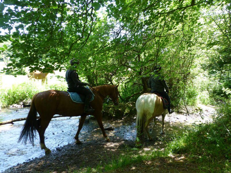 balade equestre gastronomique à La Lucerne d'Outremer (100)