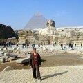 Pyramides de Giza (le Caire)