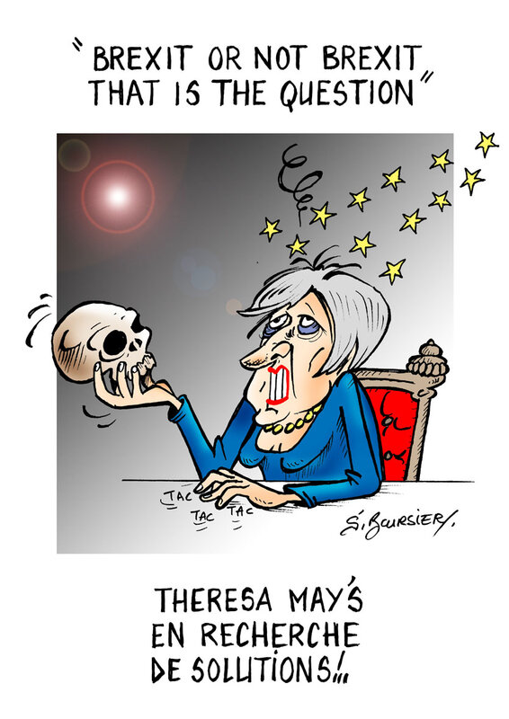 theresa may's coul web