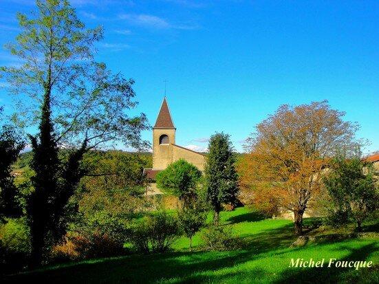205) église de beauvoir de marc