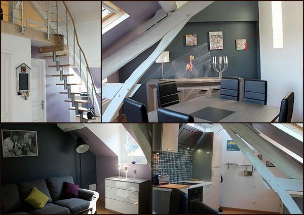 Appartement Honfleur - Petit loft ersonnes - 946654_fichiers