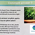 FICHES CONSEILS JARDINAGE