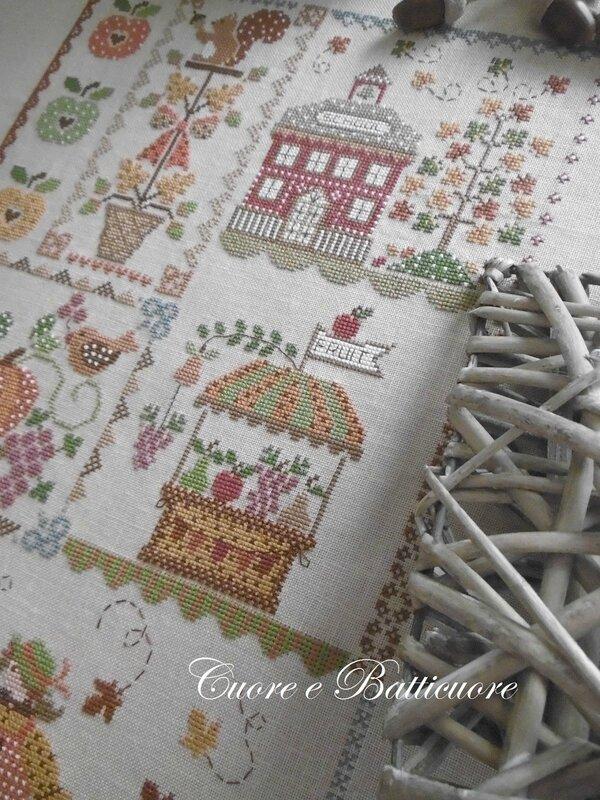 autumn in quilt 3