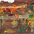 'gerhard richter: abstract paintings, 2009' @ marian goodman gallery
