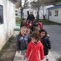 750-Départ de l'école et arrivée au centre