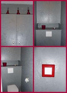 Toilettes - lave-mains