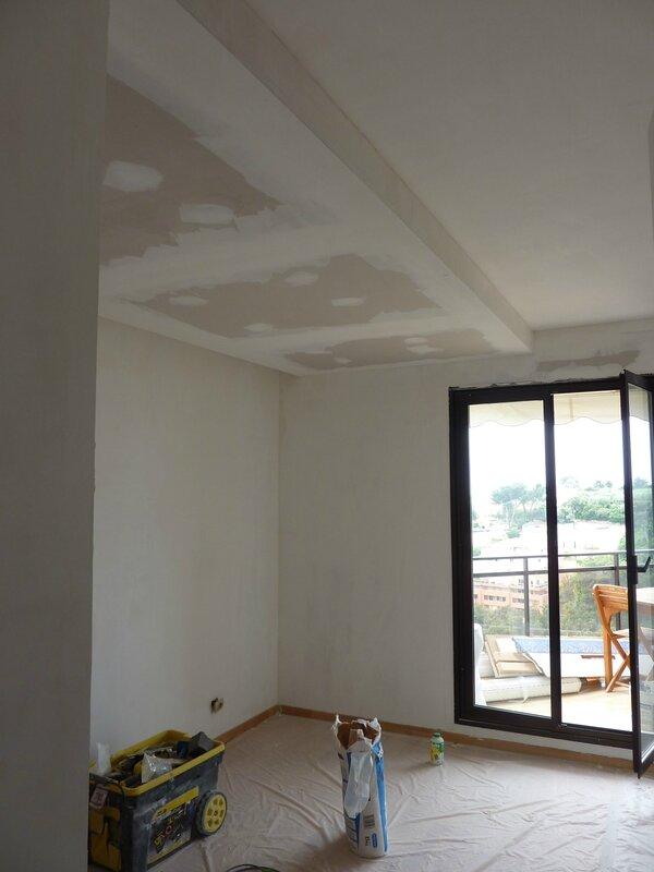 faux plafond lumineux carrelage peinture agencement decoration. Black Bedroom Furniture Sets. Home Design Ideas