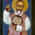 Padre Pio et le Pélican Mère