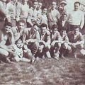 Au premier rang, Charlot Foussal et Jacques Baudy