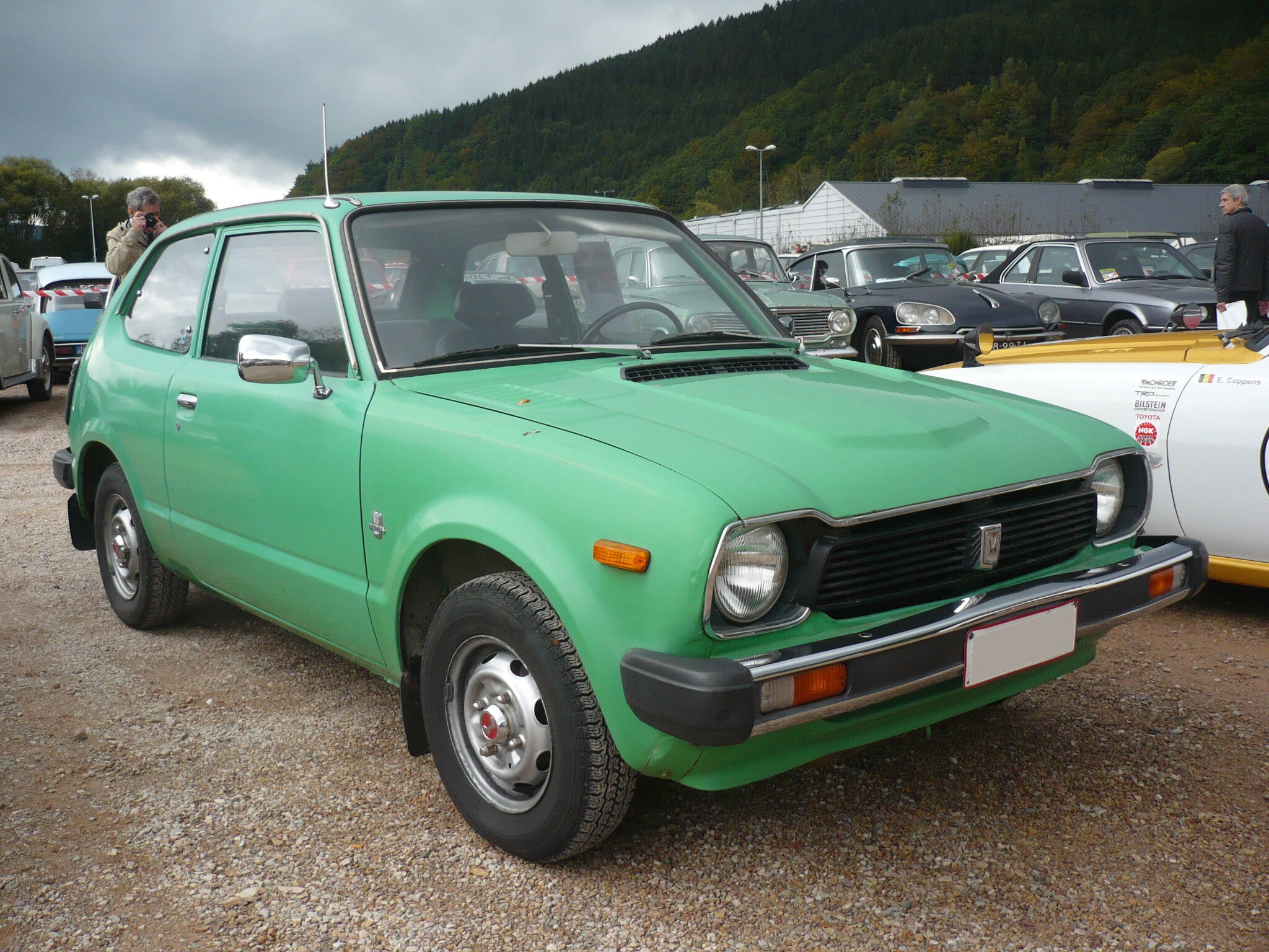 HONDA Civic hondamatic Malmedy (1)