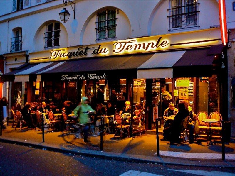 Parisian lifestyle.