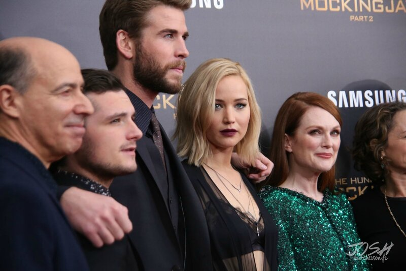 Hunger Games Mockingjay Part 2 New York Premiere 01