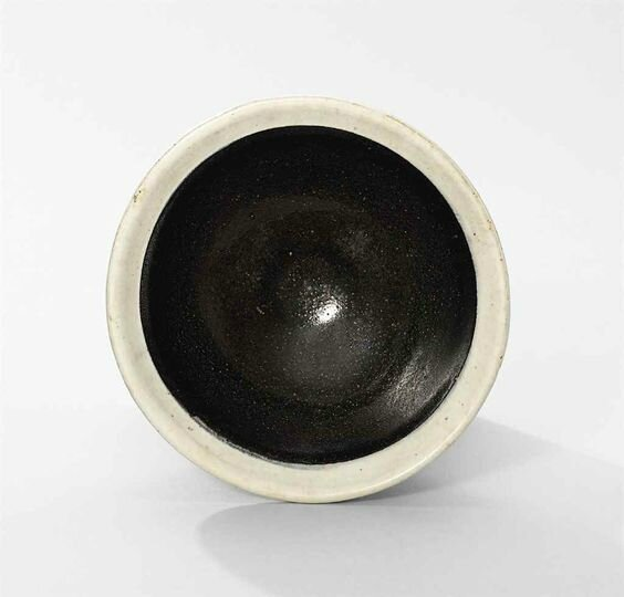 A Cizhou white-rimmed black-glazed bowl, Northern Song dynasty (960-1127)