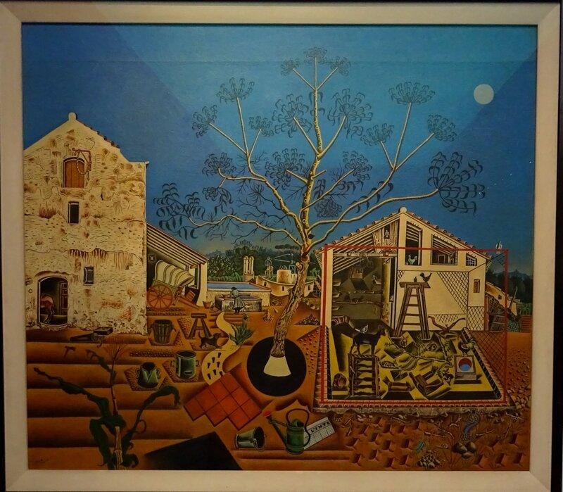 Miró La Ferme 1921-1922