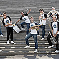 Le nola french connection brass band nous donne la bonne cadence avec son album