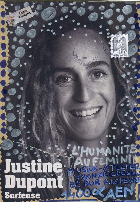 08 0238 cecile carpena Justine Dupont recto