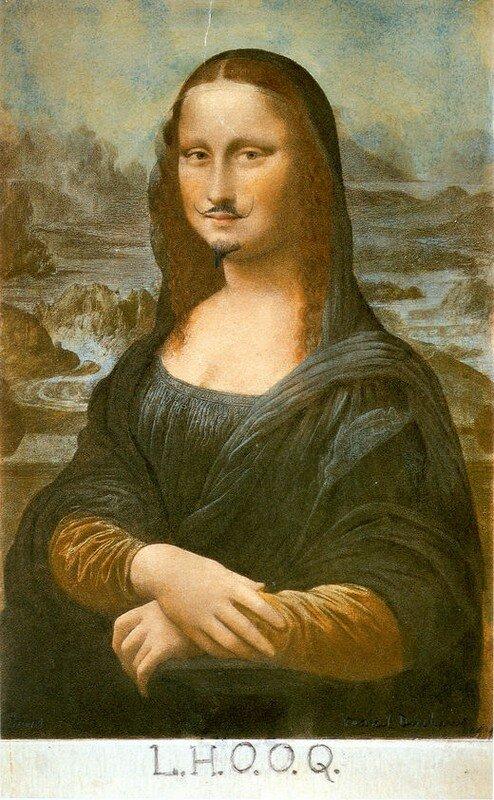 Marcel Duchamp, L