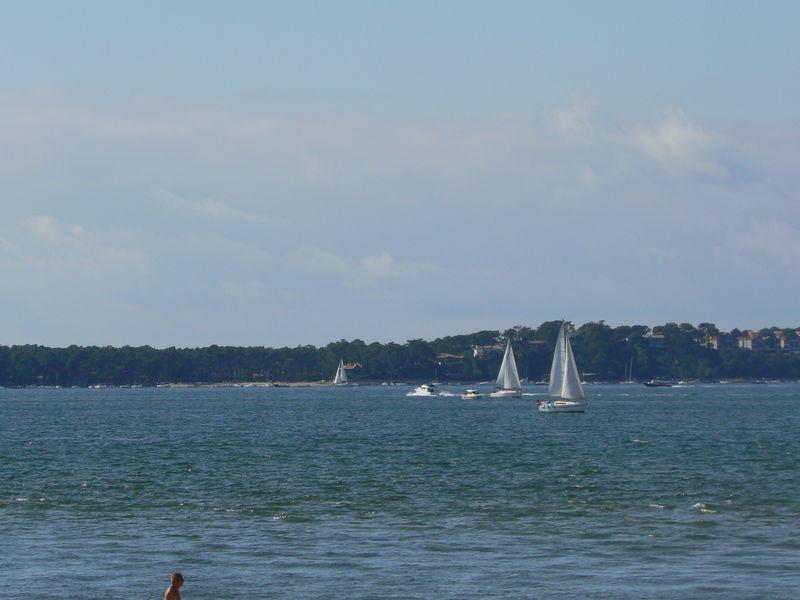 Arcachon et son bord de mer