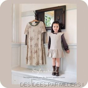 maman-moi robe taille basse