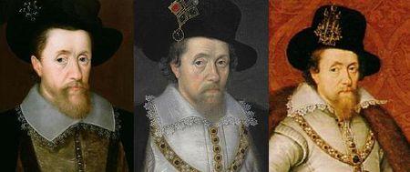 Anglais 1600-1606