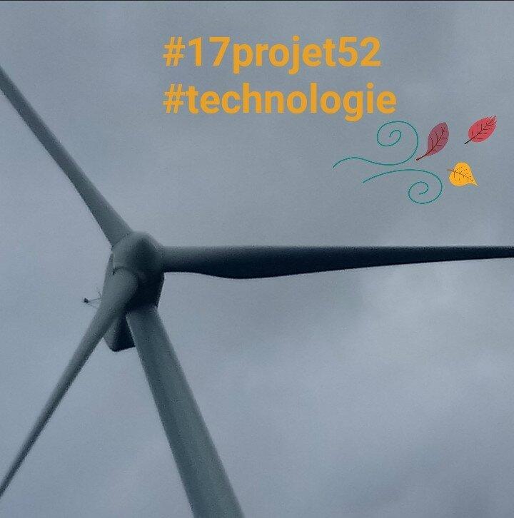 44 projet52 2017 - Technologie