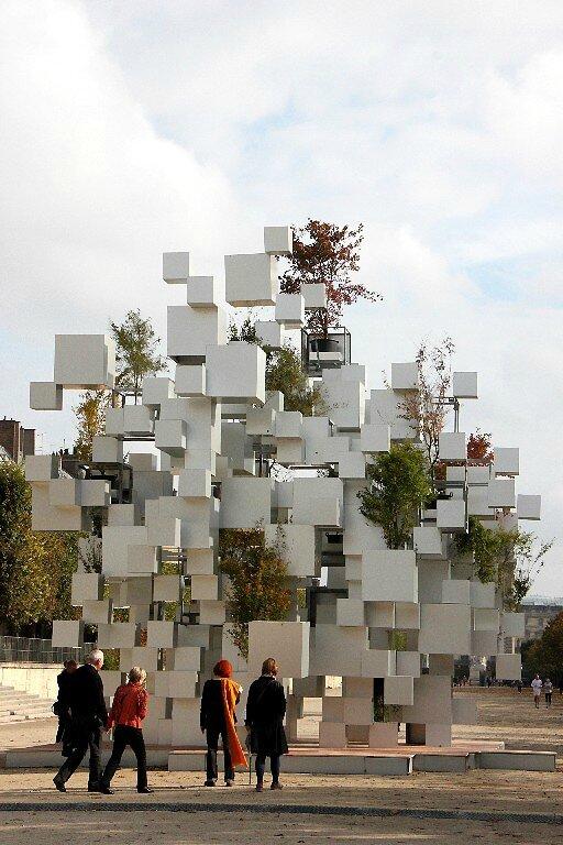 6-FIAC - Sou Fujimoto - Jardin des Tuileries_8244