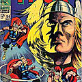 The mighty thor v1 1966-1996
