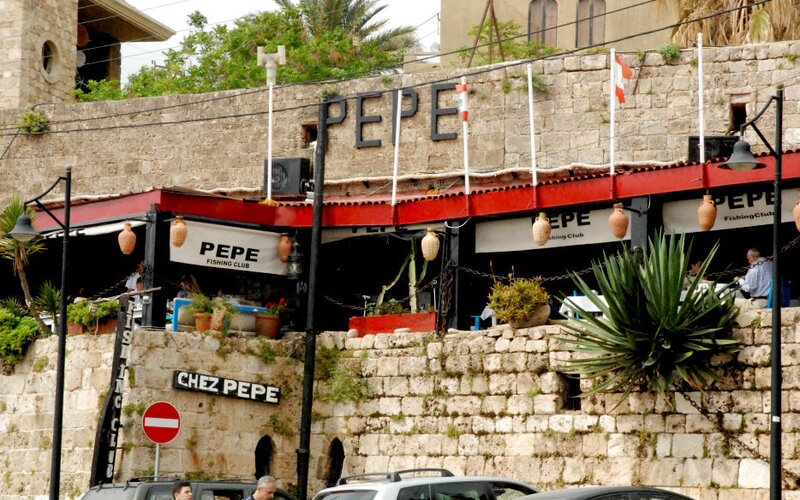 PEPE ABED BYBLOS