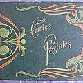 Les cartes postales, doc papier, brochures, bd sur les stations services,garage ancien,peugeot,citroen,renault...