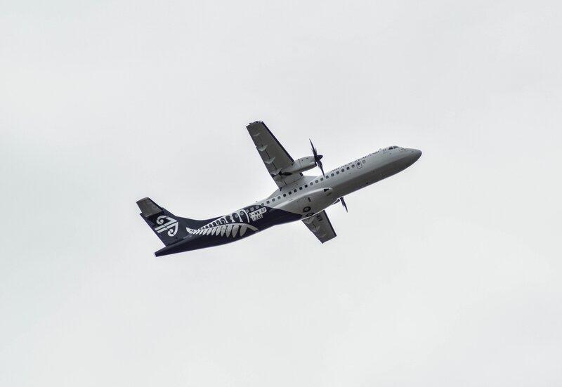 ATR 72-600 d'Air New Zealand