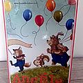 Angèle - pochette carnet de santé