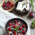 Riz au lait de coco maison et superfoods {recette #aplv #vegan #vegetale}