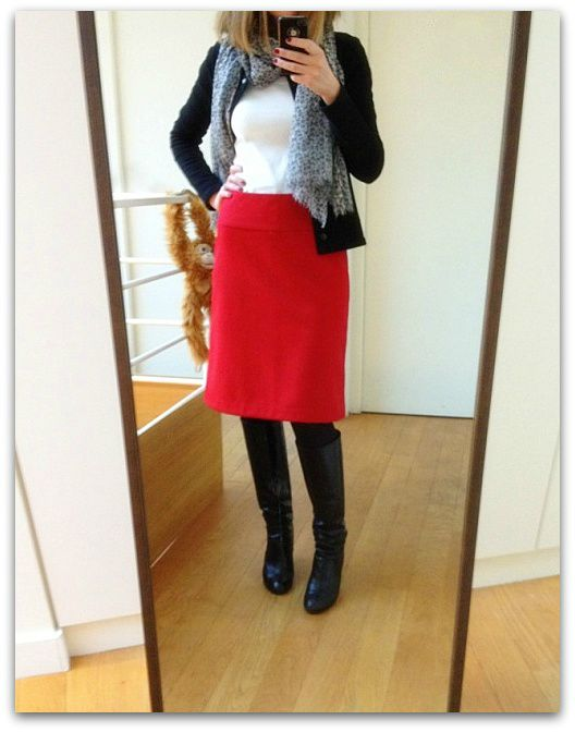 Red skirt burb (4)