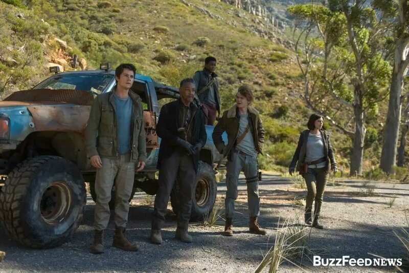 The Maze Runner-Death Cure movie 05