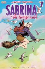 archie sabrina the teenage witch 01
