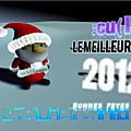 :cu(lt) #153 - le meilleur de 2012