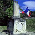 Samedi 22 mars 2014: commémoration du maquis de sainte croix à vaison la romaine