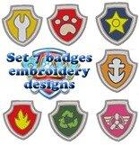 lot 7 badges