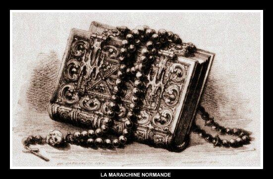 BIBLE ET CHAPELET